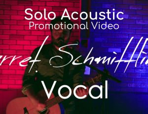Solo Acoustic | Vocal | Promotional Video