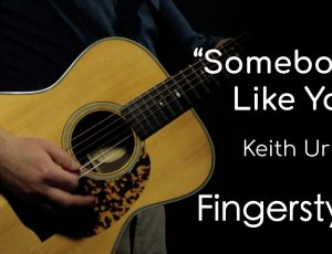 Somebody Like You – Keith Urban