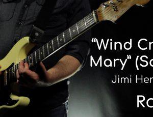 Wind Cries Mary – Jimi Hendrix (Solo)